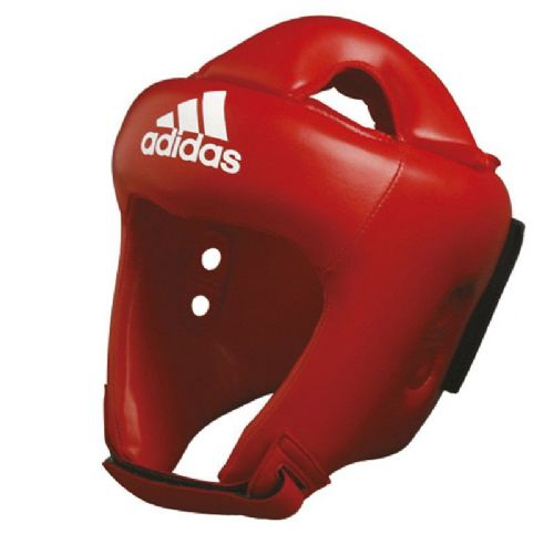 Adidas Boxing Rookie Headguard - Red